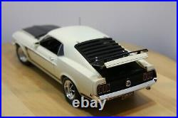 1/18 ACME 1969 Ford Mustang Boss 302 50th Anniversary Limited Edition 1 of 660