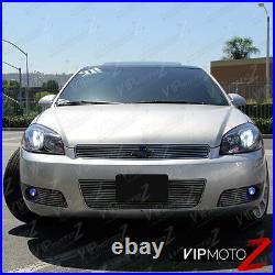2006-2013 Chevy Impala 06-07 Monte Carlo Black Headlights Assembly LS4 5.3L