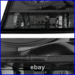 2006-2013 Chevy Impala LS LT SS Phantom Smoke SMD High Power LED Tail Lights