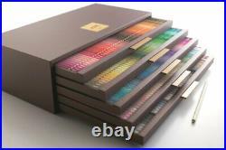50th anniversary 240 Uni color Mitsubishi Color Pencil 5000 Limited Edition NEW