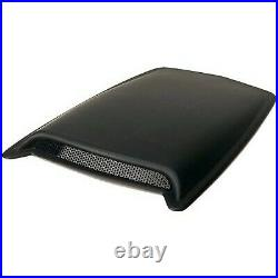 80004 Ventshade Hood Scoop New Black for Explorer F150 Truck F250 Ford F-150 GMC