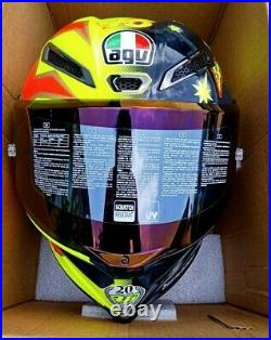 AGV Pista GP R Rossi 20 Years 20th Year Anniversary -Limited & Special Edition