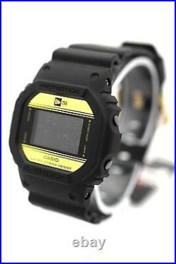 CASIO G-Shock DW5600NE-1C X New ERA 35th Anniversary collaboration Watch