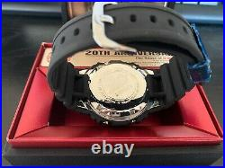 Casio G-SHOCK Special Model DW-5000SP-1JR Men's Watch 20th Anniversary FS