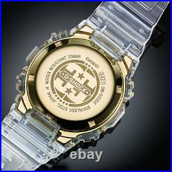 Casio G-Shock 35th Anniversary Glacier Gold Limited Watch GShock DW-5035E-7