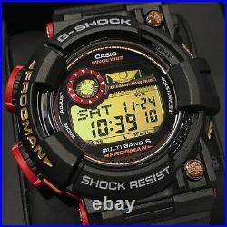 Casio G-Shock Frogman 35th Anniversary Magma Ocean Watch GShock GWF-1035F-1