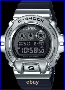 Casio G-Shock GM6900-1 Forged Case Black Resin 25th anniversary Men's Watch