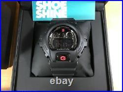 Casio Gshock X Eminem 30th Anniversary Wrist Watch Gd-x6900mnm-1 Black Red New