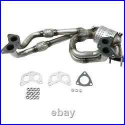 Catalytic Converter For 2006-2011 Impreza Outback 2006-2010 Forester Front 2.5L
