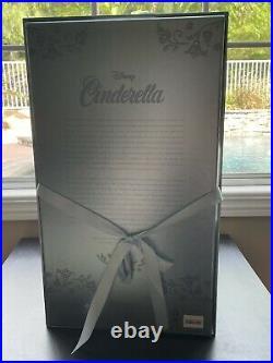 Cinderella Limited Edition Doll 70th Anniversary 17'' Peasant Attire NIB