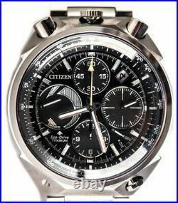 Citizen bullhead Titanium 50th Anniversary Limited Edition 2020