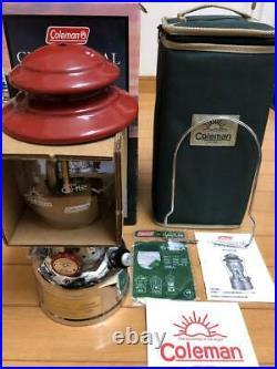 Coleman Centennial Lantern 100th Anniversary Limited Edition NEW