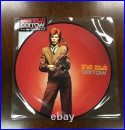 DAVID BOWIE 40th Anniversary Picture Disc Collection Rare Mint Records OOP HTF