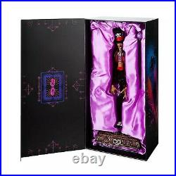 DR FACILIER Disney store LIMITED EDITION DOLL 10th Anniversary 1 of 1500