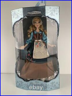 Disney Store Limited Edition Cinderella Rags Doll 70th Anniversary 17