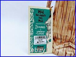 Disneyland Enchanted Tiki Room 50th anniversary Pele Tiki Mug. Limited Edition