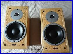 Dynaudio 25th Anniversary Special Speakers Maser Birch Signature limited edition