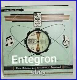 Fallout 3 10th Anniversary Edition Galaxy News Radio LP Vinyl Record Soundtrack