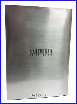 Final Fantasy VII 10th Anniversary Limited Edition With Potion and Book Japan