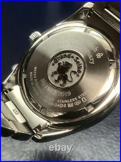 Grand Seiko SBGN009 Heritage Collection 50th Anniversary Quartz Blue 1893/2019