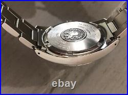 Grand Seiko SBGT033 40th Anniv. Limited 151/500 Complete Set B/P Included
