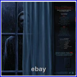 Halloween 40th Anniversary Edition Original Soundtrack LP Splatter Vinyl NEW