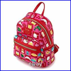 Hello Kitty 60th Anniversary All Over Print Mini Backpack Exclusive Ships WW