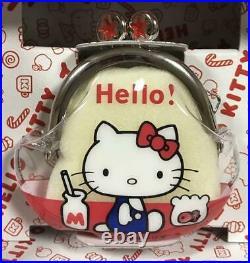 Hello Kitty Mini Coin Purse Sanrio Limited Edition 30th Anniversary Vintage