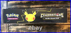 IN HAND Pokemon TCG 25th Anniversary Celebrations Prime Collection FAST SHIP