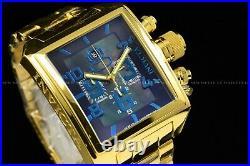 Invicta 45mm Reserve Russian Diver Lim Ed 15yr Anniversary Gold Swiss 13J Watch