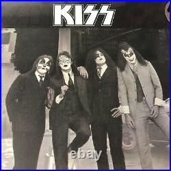 Kiss Dressed To Kill 45th Anniversary Red Colored Vinyl SEALED BENT CORNER