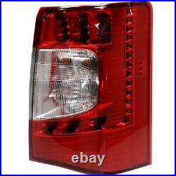 LED Taillight Taillamp Passenger Side Right RH for 11-13 Chrysler Town & Country