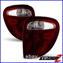 LEFT+RIGHT Dodge Grand Caravan Chrysler Town Country Rear Brake Tail Lights