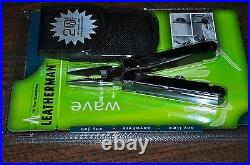 Leatherman Wave 20TH Annversary limited Edition date Year 2002 Hard to find, USA