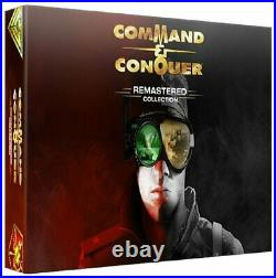 Limited Run Command & Conquer Remastered Collection 25th Anniversary Edition PC