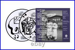 MF Doom Operation Doomsday 20th Anniversary Picture Disc 2x Vinyl LP #/2000
