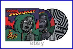 MF Doom Operation Doomsday 20th Anniversary Picture Disc 2x Vinyl LP #/2000 VGNM