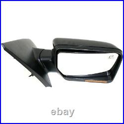 Mirror For 2007-2008 Ford F-150 Power Folding With Memory Paintable Heated Right