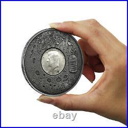 Moon Landing 50th Anniversary NASA Limited Edition 1969 Collectable Rare Coin
