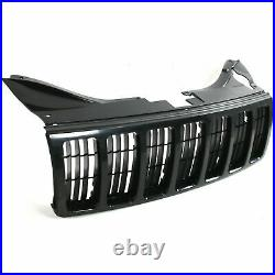NEW Black Paintable Grille For 2005-2007 Grand Cherokee CH1200306 SHIPS TODAY