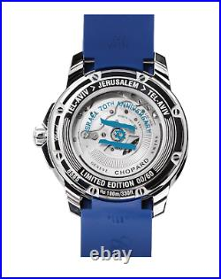 New Chopard Mille Miglia GTS Israel 70TH Anniversary Blue Royal Limited Edition