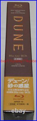 New David Lynch Dune 30th Anniversary Limited Edition Blu-ray Box Japan HPXR-10