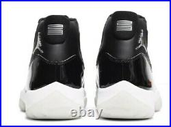 Nike Air Jordan 11 Retro Jubilee 25th Anniversary Black CT8012-011 Sz 17 NEW