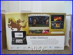 Nintendo 3DS Legend Of Zelda 25th Anniversary Limited Edition System Console Box