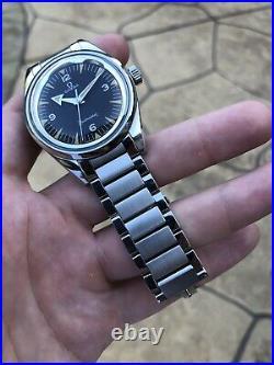 OMEGA 1957 Railmaster Trilogy 60th Anniversary 220.10.38.20.01.002 Chronometer