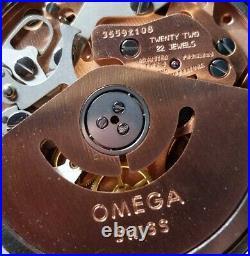 Omega Speedmaster 125 Anniversary Watch. Caseback Code K 059. All Original