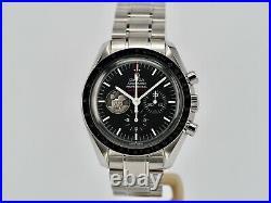 Omega Speedmaster Professional Apollo 11 40th Anniversary Limited Edition B&P