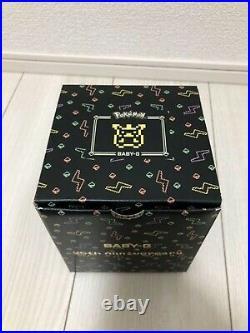POKEMON Pikachu BABY-G 25th anniversary Collaboration model BGD-560PKC-1JR CASIO