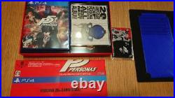 Persona 5 20th Anniversary Limited edition soundtrack Mint
