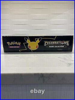 Pokemon TCG 25th Anniversary Celebrations Prime Collection! IN HAND & FAST SHIP